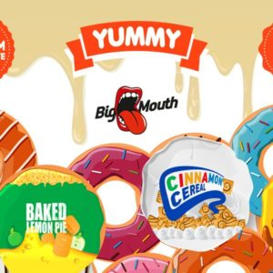Big Mouth Yummy